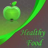 Healthy Living - way to good health — Stock Photo
