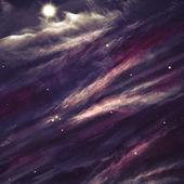 Campo de estrellas en el espacio profundo muchos años luz lejos de la tierra. elementos de la imagen proporcionada por la nasa — Foto de Stock