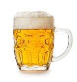 Beer isolated — Stock Photo