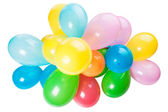 Color balloons — Stock Photo