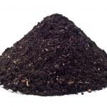 Pile dirt — Stock Photo #16873731