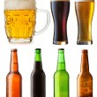Bottles beer — Stock Photo #19470669