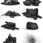 carbón de madera — Foto de Stock   #22241801