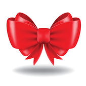 Gift bow — Stock Vector