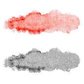 Brush strokes  — Stock Vector