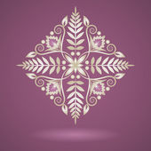 Ornament floral — Stock Vector
