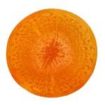 Slice carrot — Stock Photo #50293907