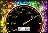 New Year 2013. — Stock Vector