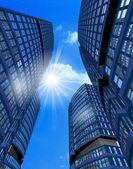 Skyscrapers. — Stock Photo