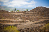 The Pyramids of Guimar — Stock Photo