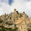 Castle Kantara — Stock Photo