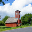 Stok fotoğraf: Old fire tower