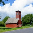 Stockfoto: Old fire tower