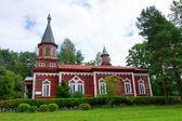 Apostolic church — Stock Photo