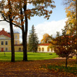 Stock Photo: Manor of Krusenstern