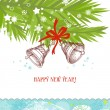 Christmas bells vector - Stock Vector
