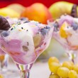 Icecream sundae — Stock Photo