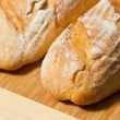 Fresh tasty bread — Stock Photo