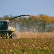 Harvester combine — Stock Photo #36118803
