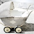 Stroller for children — Stock Photo