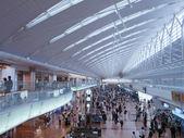 Haneda airport, Tokyo — Stock Photo