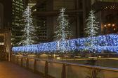 Holiday illumination — Stock Photo