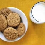 Oat cookies — Stock Photo #13385150