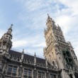 Marienplatz, Munich - Stock Photo