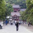 Tsurugaoka Shrine, Kamakura — Stock Photo