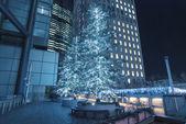 Holiday belysning — Stockfoto
