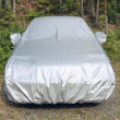 Stock Photo: Car cover