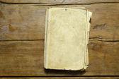 Libro antiguo — Foto de Stock