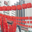 cny chinatown decoration — Stock Photo