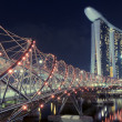Helix bridge — Stock Photo #18914095