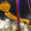 Chinese New Year of snake — 图库照片