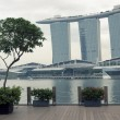 Singapore scenery - Stock Photo