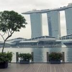 Singapore scenery — Stock Photo