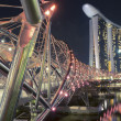 Helix bridge - Stock Photo