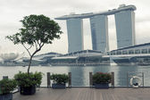 Singapore scenery — Stock Photo
