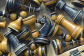 Sztuka szachy — Zdjęcie stockowe