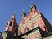 Yaroslavl, Church of the Epiphany — Stock Photo