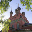Yaroslavl, Church of the Epiphany — Stock Photo #29537307