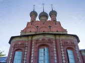 Church of the Epiphany in Yaroslavl — Stock Photo