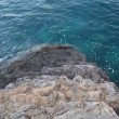 Adriatic sea — Stockvideo