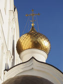 Golden dome — Stock Photo