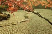 Fall garden — Stock Photo