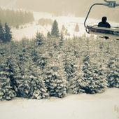 Complejo invernal — Foto de Stock