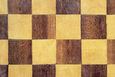 Vintage schaakbord — Stockfoto