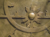 Ancient Astronomical Instrument — Stock Photo