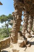 Stenen pilaren — Stockfoto